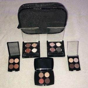 Lancôme Eye Shadow & Makeup Case Bundle!